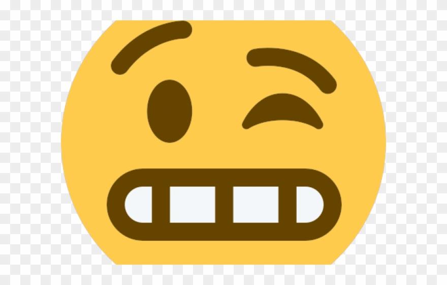 Emoji Line Face Clipart (#1020124).