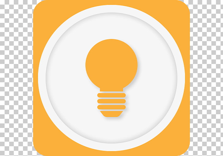 Yellow orange line , Light, yellow and white bulb PNG.