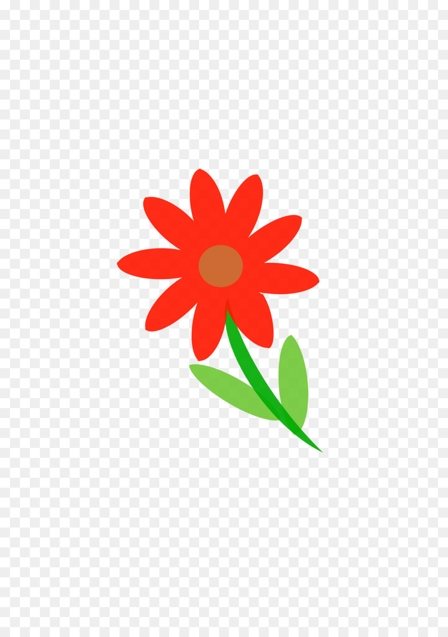 Flower Line clipart.