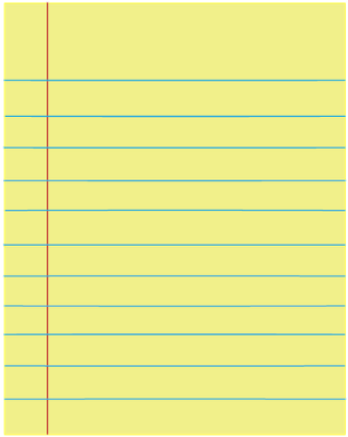 Notebook Paper Clipart & Notebook Paper Clip Art Images.