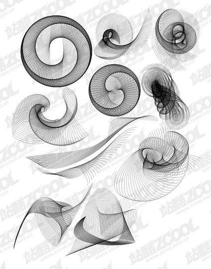Dynamic line texture Clipart Picture Free Download.