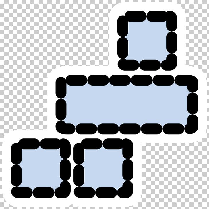Linea blanca negra m, linea PNG Clipart.