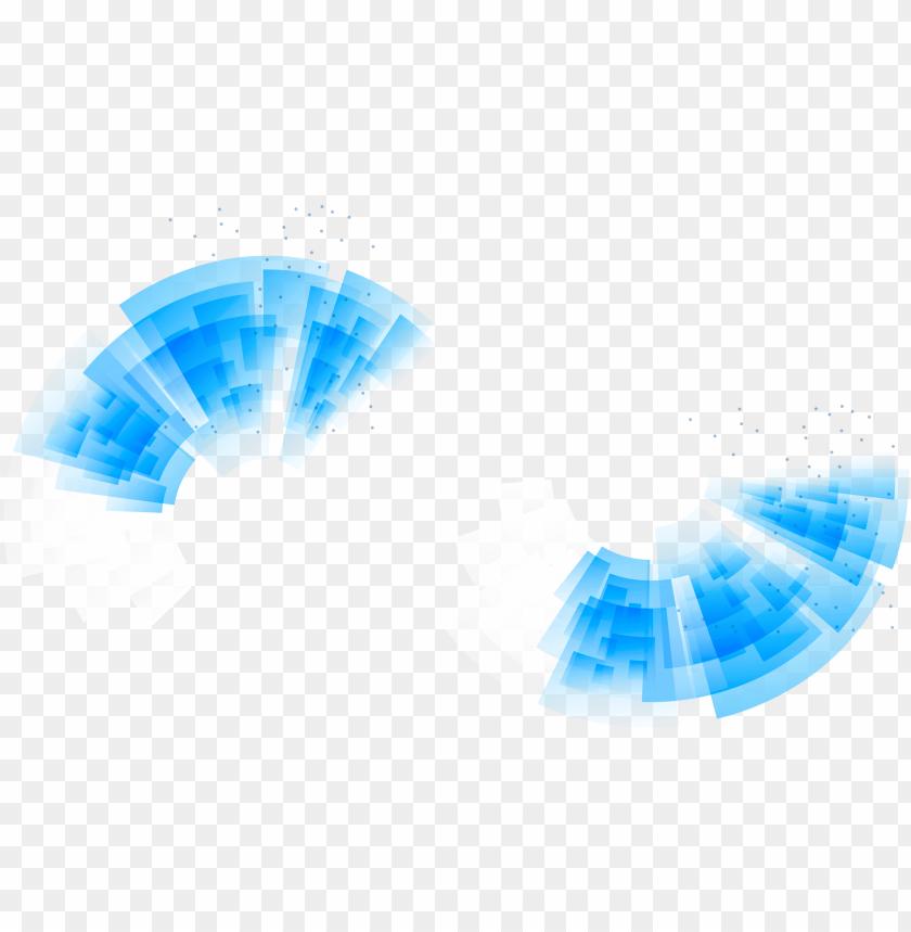 lineas azules png clip transparent.