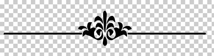 Line Angle White Black M Font, lineas decorativas PNG.