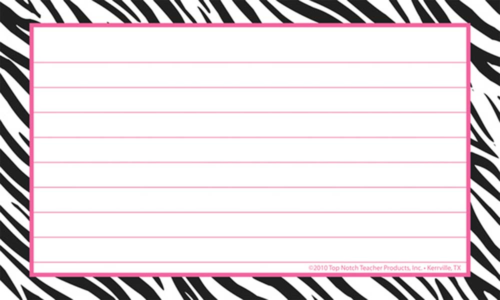 Lined Paper Clipart.