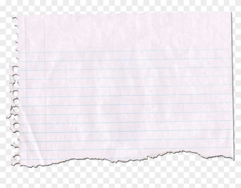 Lined Paper.