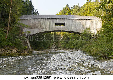 "Stock Photography of ""Gschwendtobel."