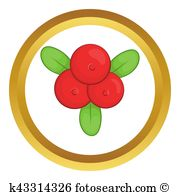 Lingonberry Illustrations and Clipart. 20 lingonberry royalty free.
