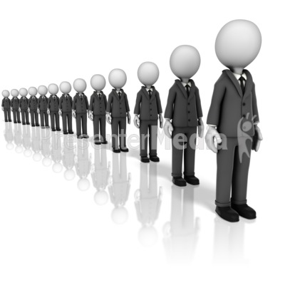 Business People Line.
