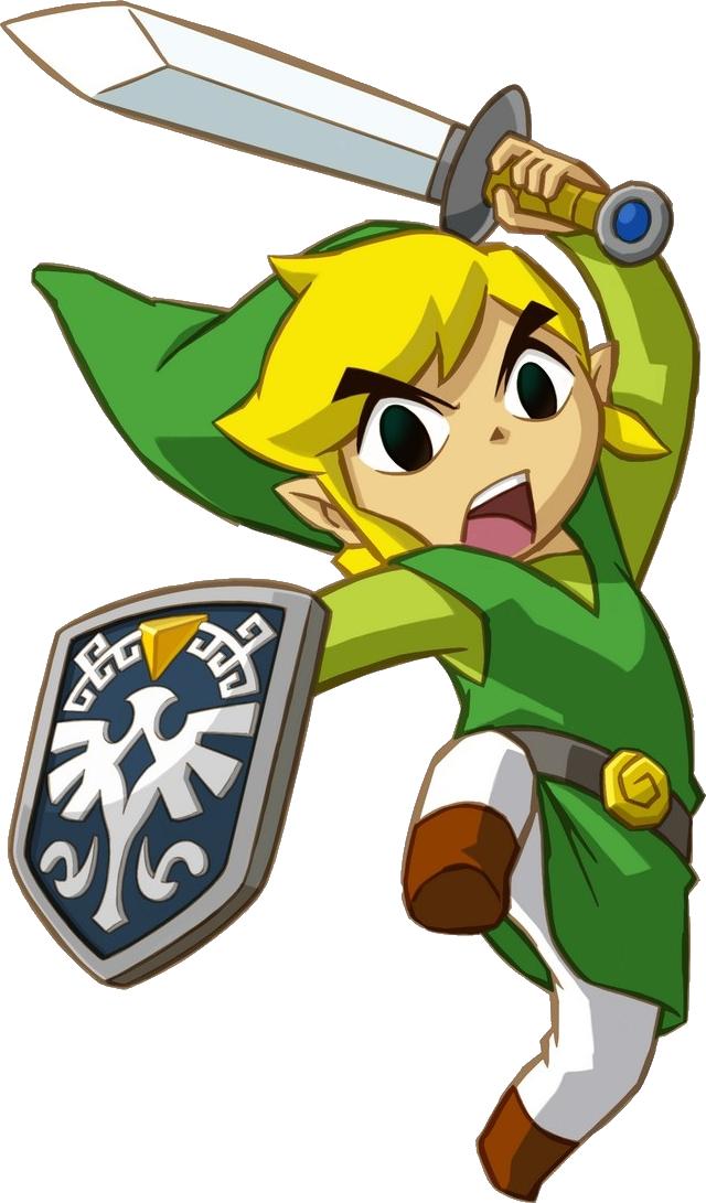 Download Zelda Link Clipart HQ PNG Image.