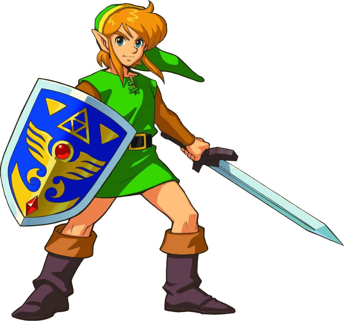 Link To The Past Clipart.