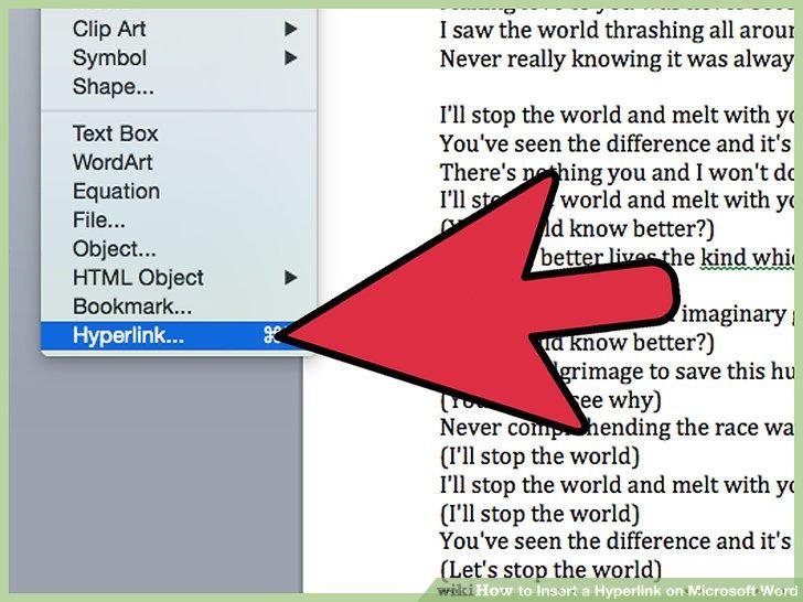 3 Ways to Insert a Hyperlink on Microsoft Word.