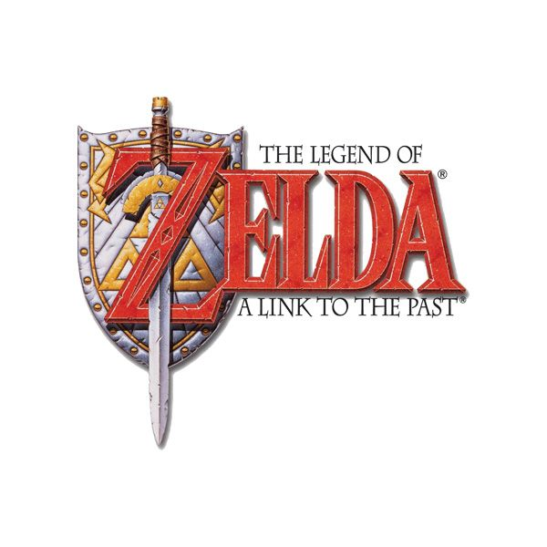 One of the best logos ever, imho, Link to the Past.