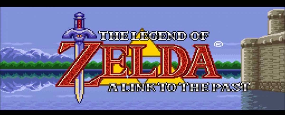 The Legend of Zelda: A Link To The Past.