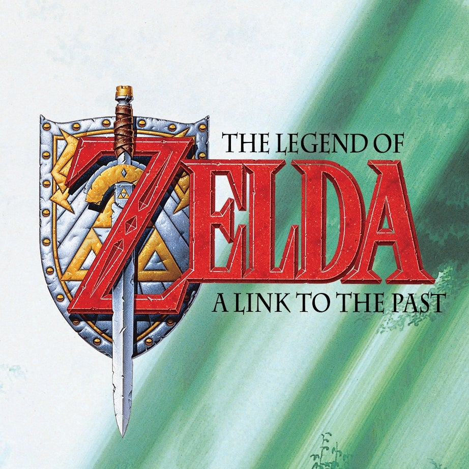 BS Legend of Zelda: A Link to the Past.