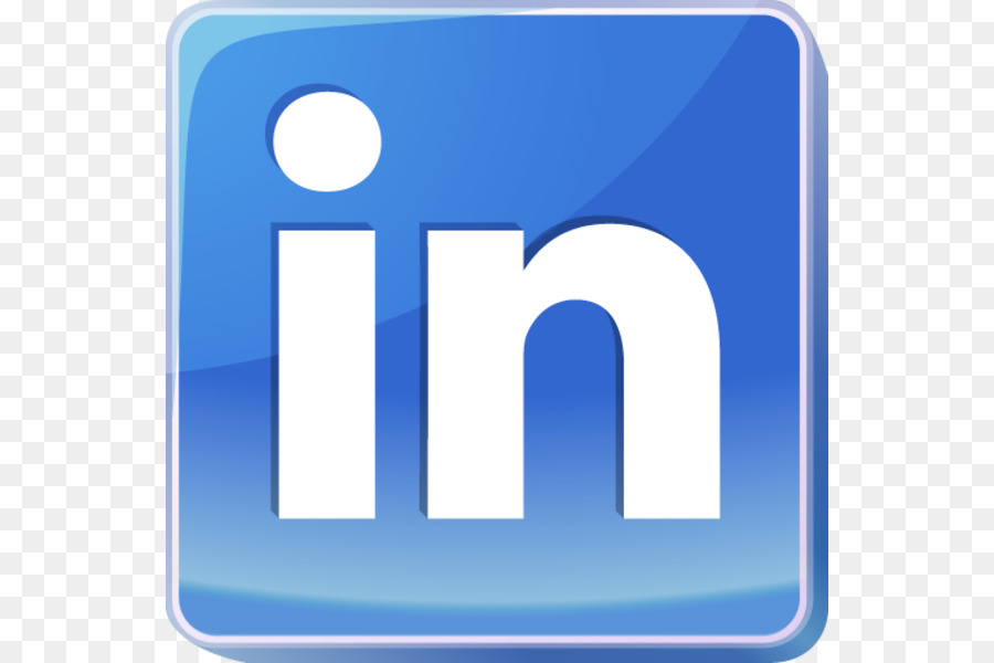 Linkedin Icon png download.