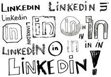 linkedin clipart vector #2