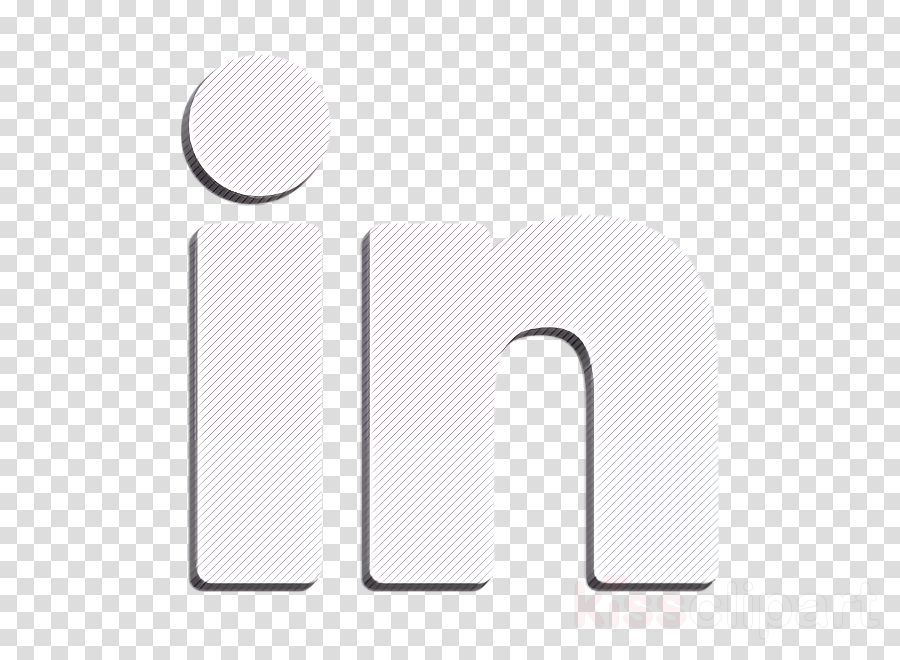 linkedin icon linkedin logo icon logo icon clipart.