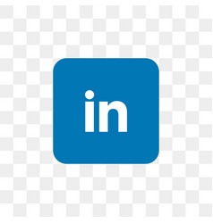 Icon Linkedin Transparent Vector Images (24).
