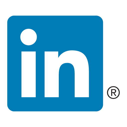 LinkedIn [in] icon vector (.eps) download.