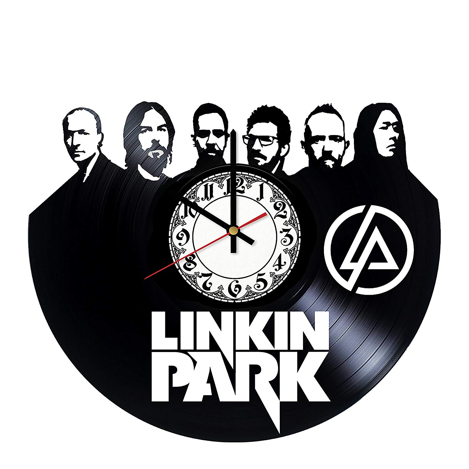 Amazon.com: Linkin Park Rock Band Design HANDMADE Vinyl.