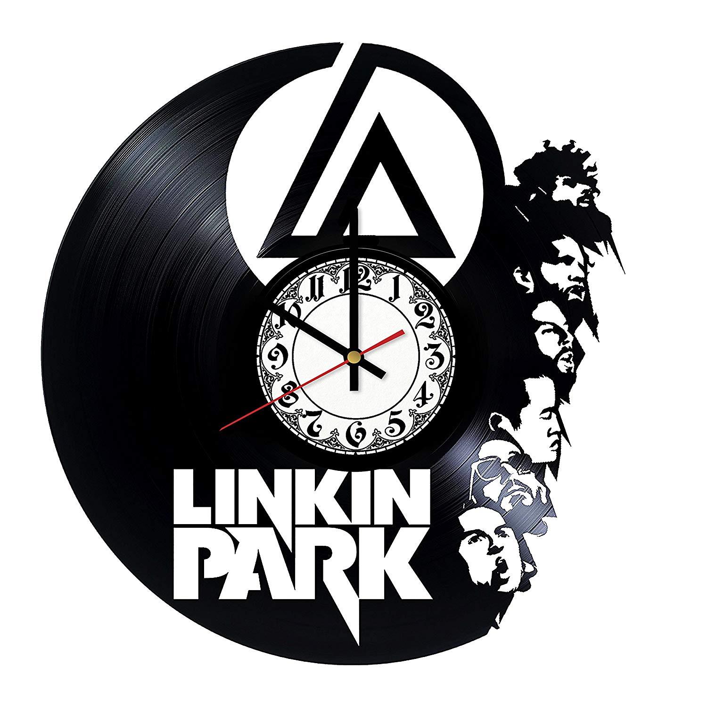 Amazon.com: Linkin Park Handmade Vinyl Record Wall Clock.