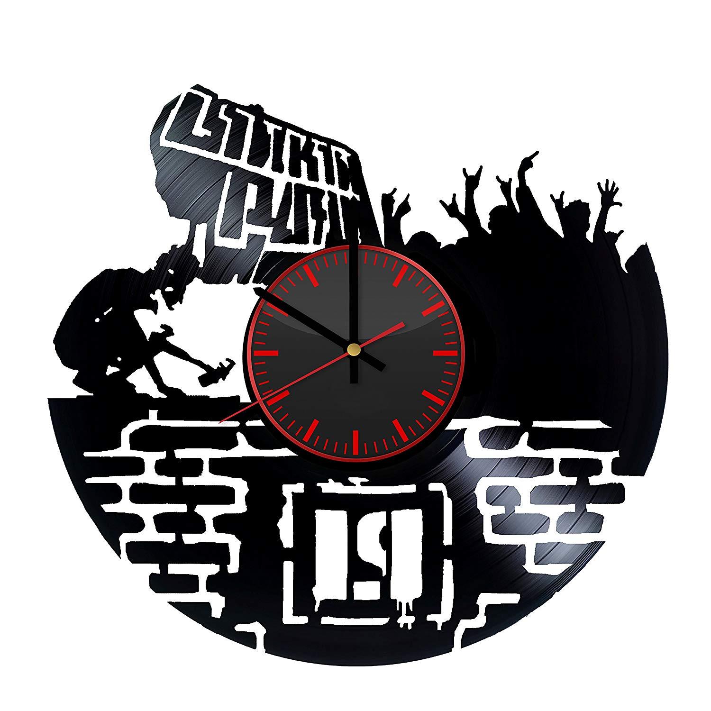 Amazon.com: Linkin Park Band Vinyl Record Wall Clock.