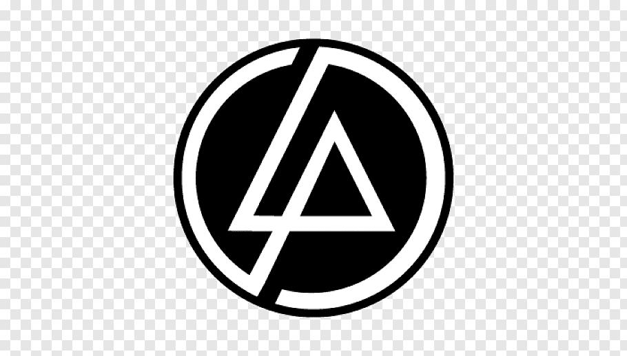 Linkin Park logo, Linkin Park Logo Music, band free png.