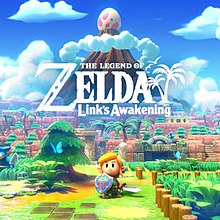 The Legend of Zelda: Link\'s Awakening (2019 video game.