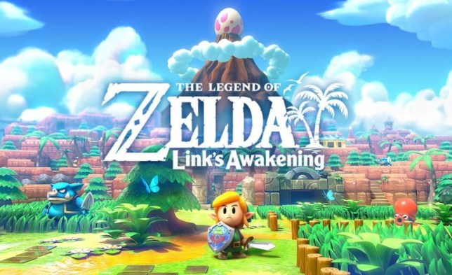 The Legend Of Zelda Link\'s Awakening release date, preorder.