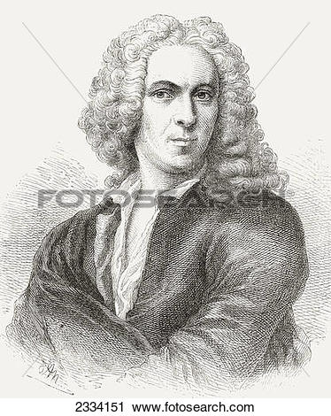 Stock Photography of Carl Linnaeus, 1707 € 2334151.