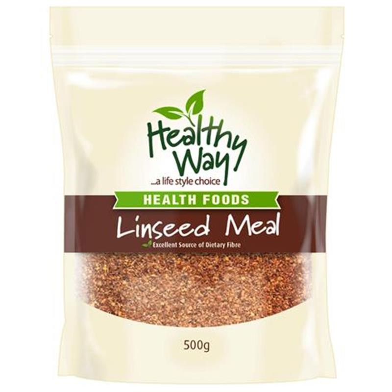 Buy Healthy Way Linseed Meal 500g Online at Chemist Warehouse®.