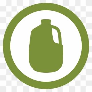 Milk Jug Clipart Plastic Container.