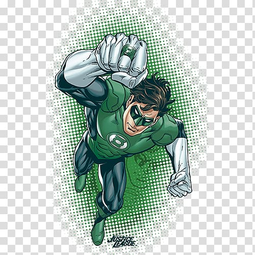 Green Lantern Frosting & Icing Superhero Cartoon, linterna.