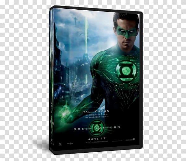 Hal Jordan Green Lantern Corps Film poster Deadpool.