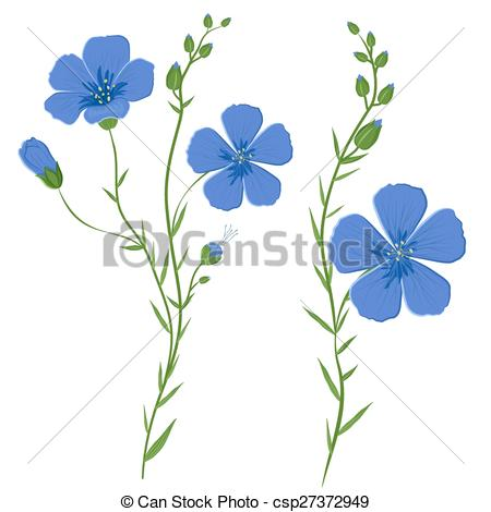 Linum Clip Art Vector Graphics. 40 Linum EPS clipart vector and.