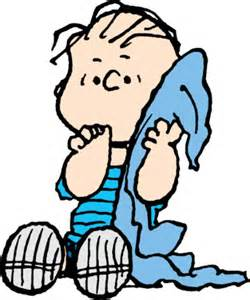 Linus And Blanket Clipart.