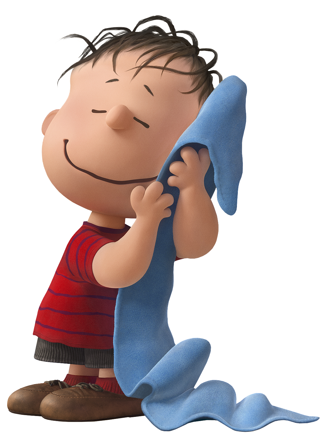 Linus The Peanuts Movie Transparent Cartoon.