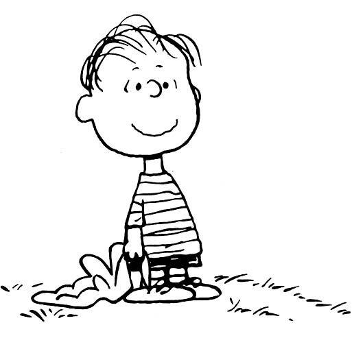 Snoopy Clip.