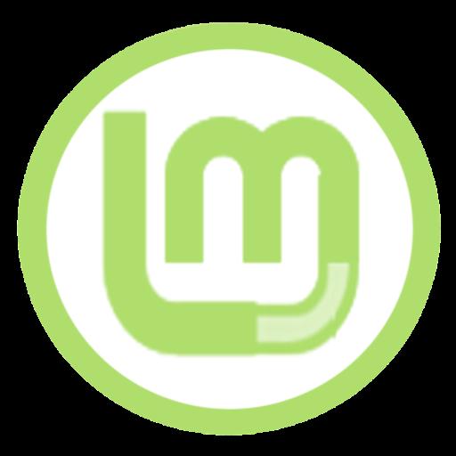 Linux Mint logo collection.
