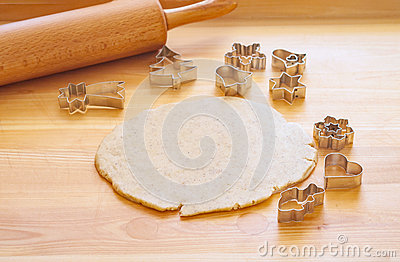 Linzer Cookies Stock Illustrations.