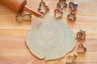 Linzer Cookies Stock Illustrations.