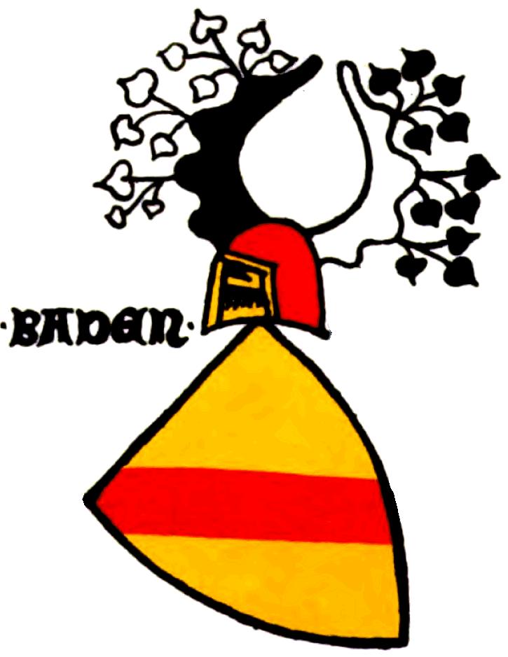 Wappen Badens.