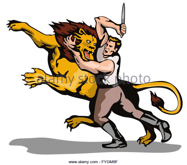 Lion Attack Stock Photos & Lion Attack Stock Images.