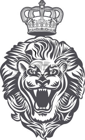 401 Lion Attack Stock Illustrations, Cliparts And Royalty Free.