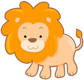 lion baby clipart #17