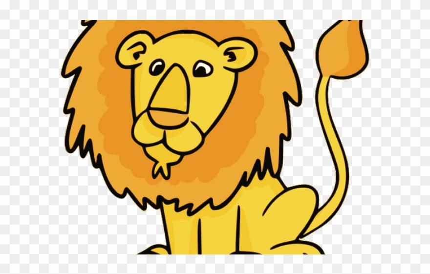 Clipart lion transparent background, Clipart lion.