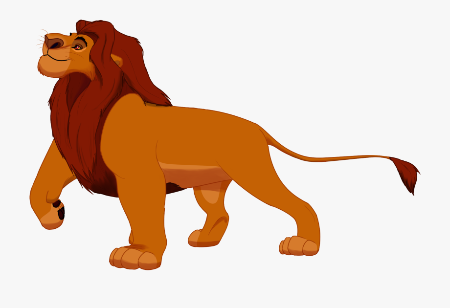 Lion King Png.
