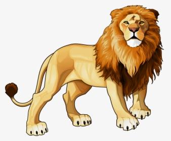 Lion Transparent Background, HD Png Download.