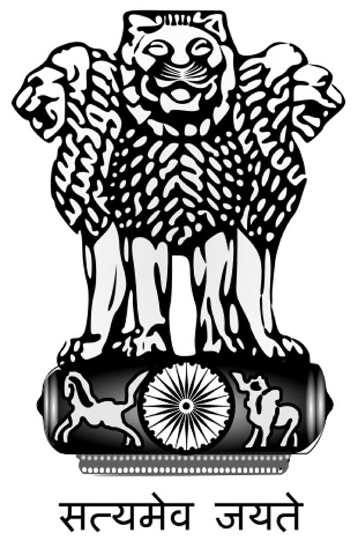 Lion Capital of Ashoka   National Emblem of India.
